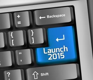 "Keyboard Illustration ""Launch 2015"""