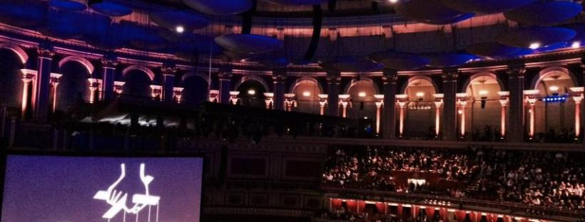 The godfather at the royal albert hall event consult for Door 12 royal albert hall